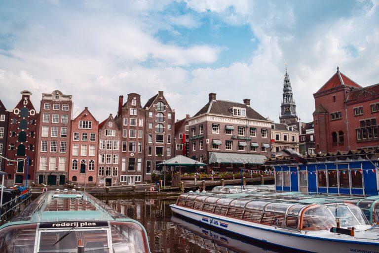 Inspirerende Amsterdamse activiteiten voor digitale nomaden
